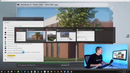 Lumion9.5工作流系列-日间渲染问答-草的应用技巧