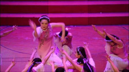 板蓝花(舞蹈)--舞之韵舞蹈队