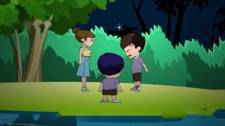 悬疑动画《兄弟》:咦,妈妈怎么一听到哥哥,就吓得大叫起来?