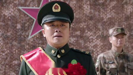 好感人,张立峰老兵——敬礼!