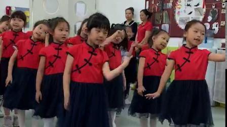 2019.6.28幼儿园表演