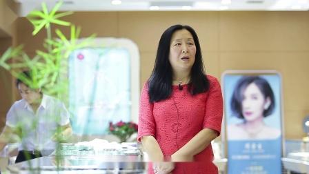 满分美钻总经理李颖女士讲述满分美钻的故事