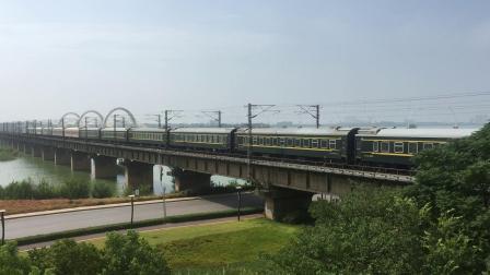 京九线!K105 北京西-深圳