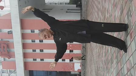 72岁的舞者