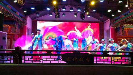 湖南永州友爱广场《我的祖国》