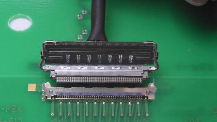 如何正确使用 CABLINE-CA II 极细同轴线连接器