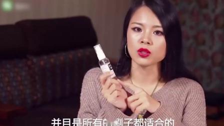 你真的知道怎么擦化妆刷吗?我如何清洁我的化妆刷:,振作起来。