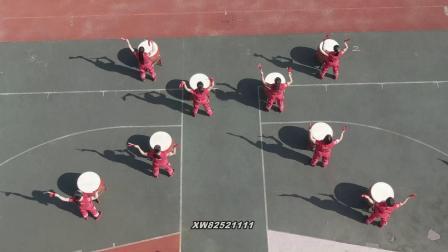 罗凤学校0915喜庆鼓