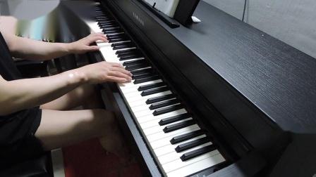 人算什么钢琴C