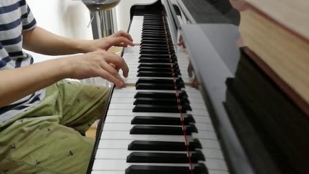 贝多芬F大调小奏鸣曲第一乐章(3级乐曲)
