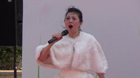 张淑玉演唱 大森林的早晨  (宝山2019.3.12绿化节启动仪式)剪辑版