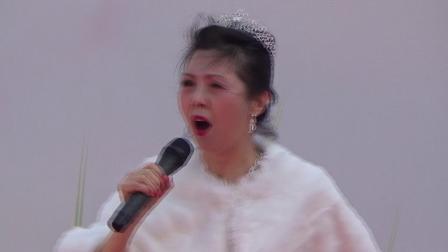 张淑玉演唱 大森林的早晨  (宝山2019.3.12绿化节启动仪式)原版