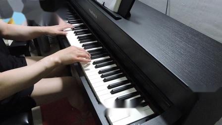 天歌唱起来钢琴D