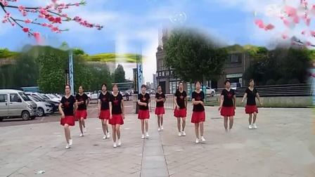 襄城广场舞健身操多嘎多耶