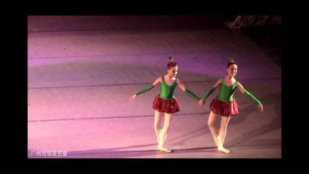 广州成人芭蕾:比邻星芭蕾比赛、演出备选女子双人舞