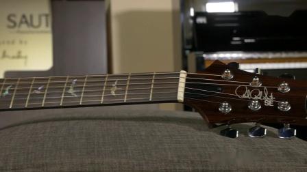 PRS吉他solo《遇见》由OC818麦克风呈现的好声音