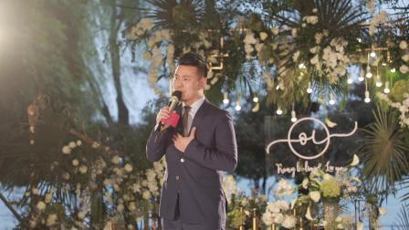 《李先生和他的婚礼事业》主持人李文俊最新婚礼作品