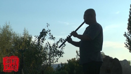 【洞箫】吹奏《The level plain》(地平线)-凤箫和鸣树脂箫吹奏