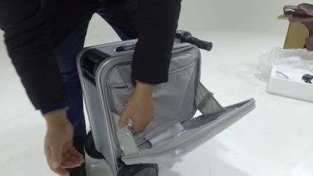 爱尔威airwheel SE3开箱视频