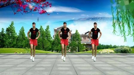四川蓉蓉广场舞《酒醉的蝴蝶》原创64步水兵舞附教学