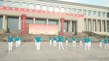 天坛北潘舞蹈二队(第九套广播体操)金奖