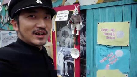 我在釜山行生吞八爪鱼截了一段小视频