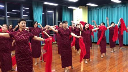 建国70周年献礼舞蹈(我爱你中国🇨🇳)