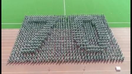 庆祝中国华诞70周年排练我爱你中国