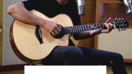Aotier奥蒂尔《荷花》系列 AD-36CNS单板吉他音色视听