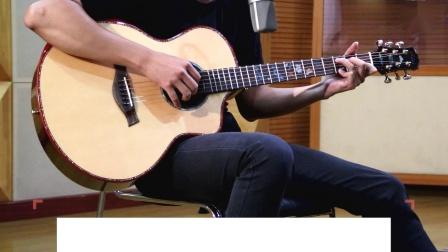 Aotier奥蒂尔《荷花》系列 AD-86CNS全单吉他音色视听