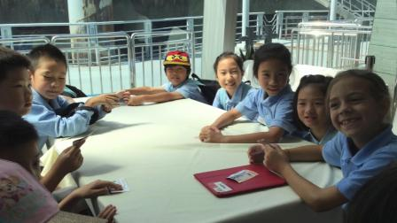 Year 4 field visit to the Huangpu River