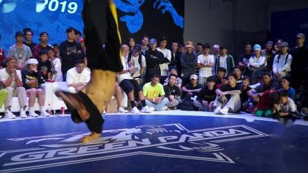 Klash(w) vs K-32进16-Undisputed 1on1-GREENPANDA FESTIVAL 2019 x UNDISPUTED