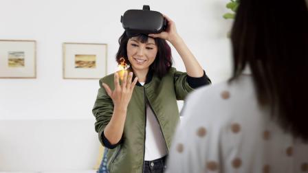 Oculus Quest 手指追踪技术 - Oculus Connect 6