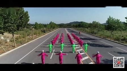 中国圣洁雪莲第十三套科学养生快乐舞步健身操_高清(2)