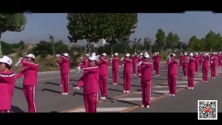 中国圣洁雪莲第十三套科学养生快乐舞步健身操_高清(6)