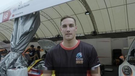 亚洲保时捷卡雷拉杯泰国站第一天精彩集锦