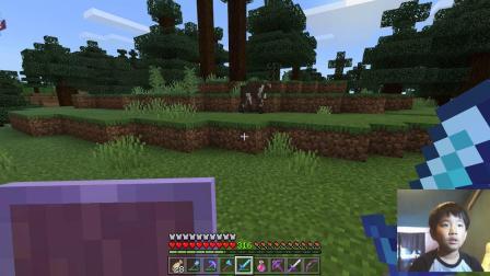 《谦哥嘚啵嘚》小学生谦哥带你玩Minecraft网易我的世界
