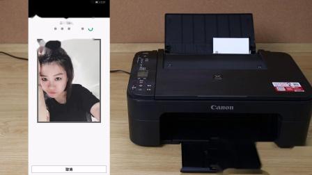 佳能3180安卓手机打印照片