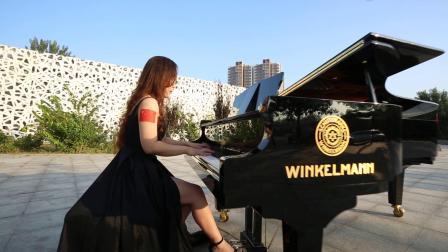 为祖国献礼【我爱你中国-晨瑞钢琴】人民公摄电影工作室摄制