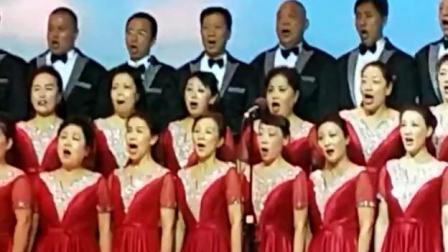 黑河市庆祝建国七十周年合唱音乐会