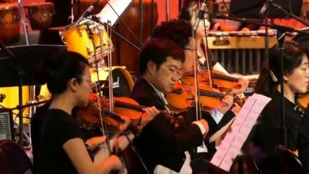 庆祝新中国成立七十周年,男高音歌唱演员—朱保龙 演唱《为祖国祝寿》演奏:中国电影乐团