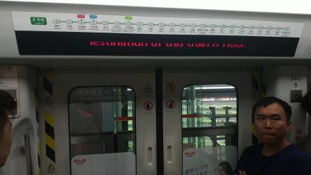 广州地铁4号线东涌-低涌