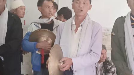 麻山罗光学葬礼