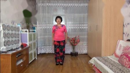 霞飞芳丶广场舞丶丶十六步丶