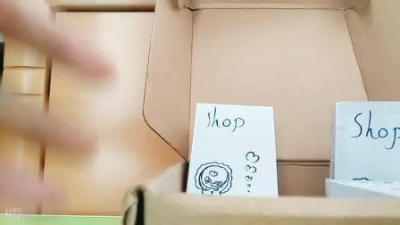 购物精灵自制盲盒