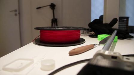 NinjaFlex - Soft filament for 3D-printers[1080p]