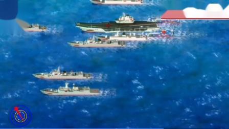 护国军海军阅舰式