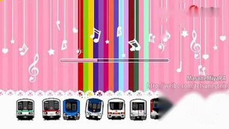 「上海地铁」「地铁音MAD」Metro Live! 地铁偶像祭