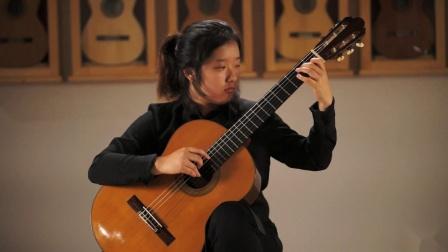 米格爾•尤貝特•索萊斯 : 為吉他所作的梭爾主題變奏曲Op.15