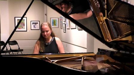 格奧爾格•弗里德里希•韓德爾 : G大調為大鍵琴所作的夏康舞曲HWV.435